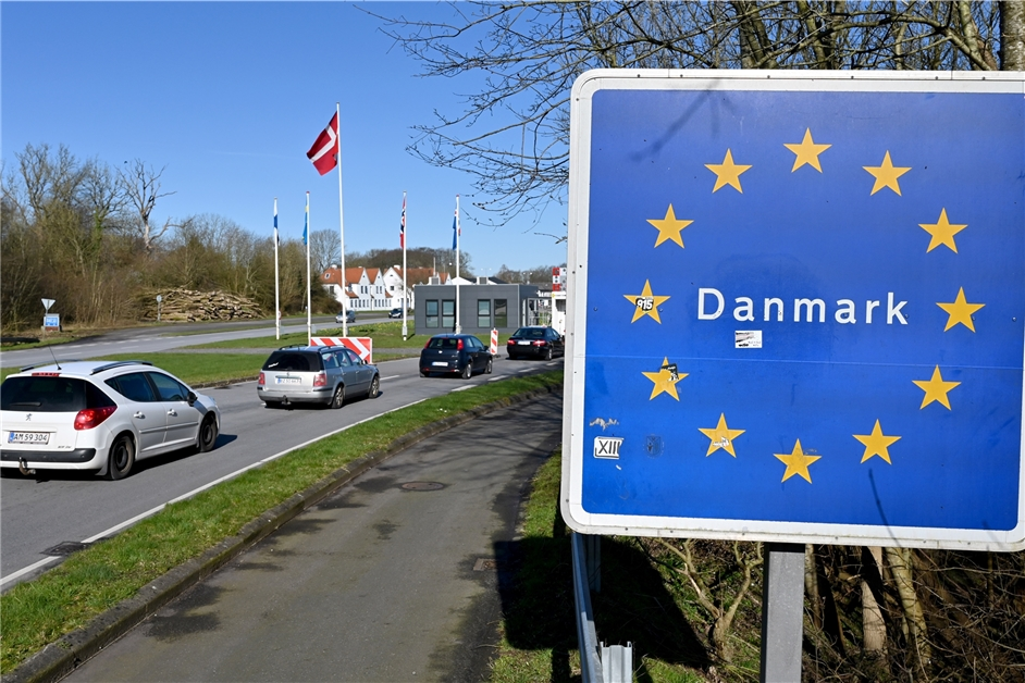 Corona Grenzen Dänemark