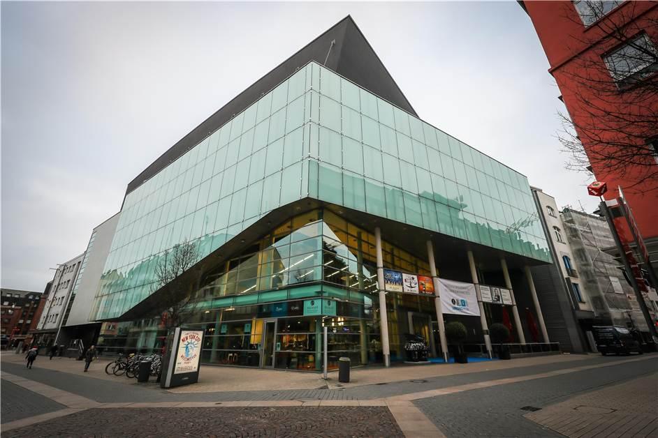 Das Dortmunder Konzerthaus wird zum Corona-Testzentrum