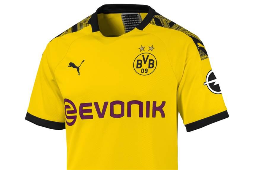 new styles 85583 c4de6 So sieht das BVB-Heimtrikot für die Saison 19/20 aus