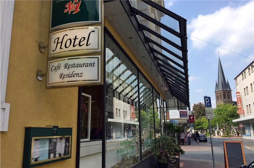 Hotels Corona Nrw