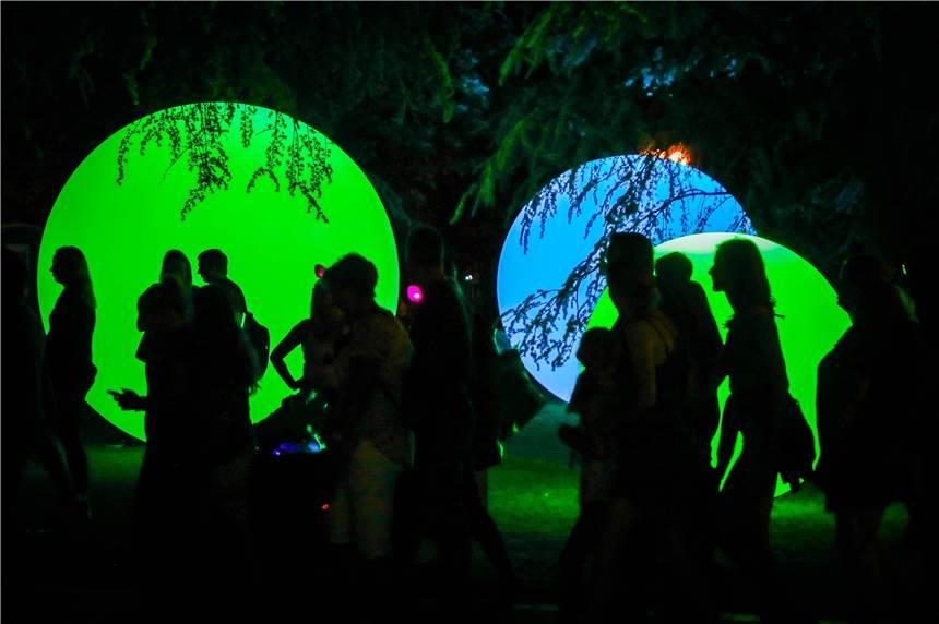 Lichterfest Köln 2021