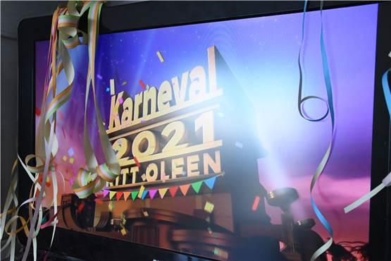 Olfen Karneval 2021