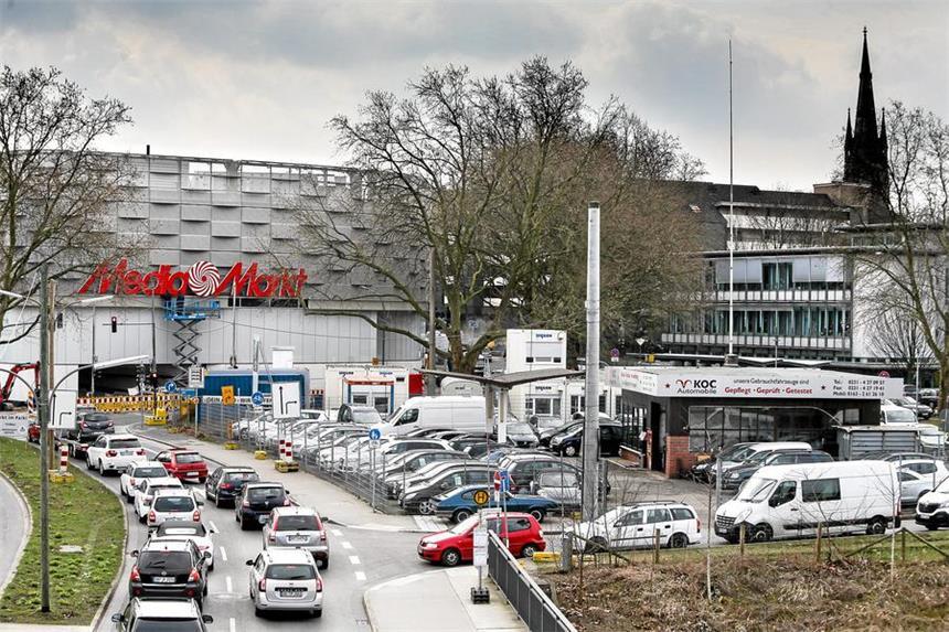 Stadt Hörder Autohändler Muss Weg
