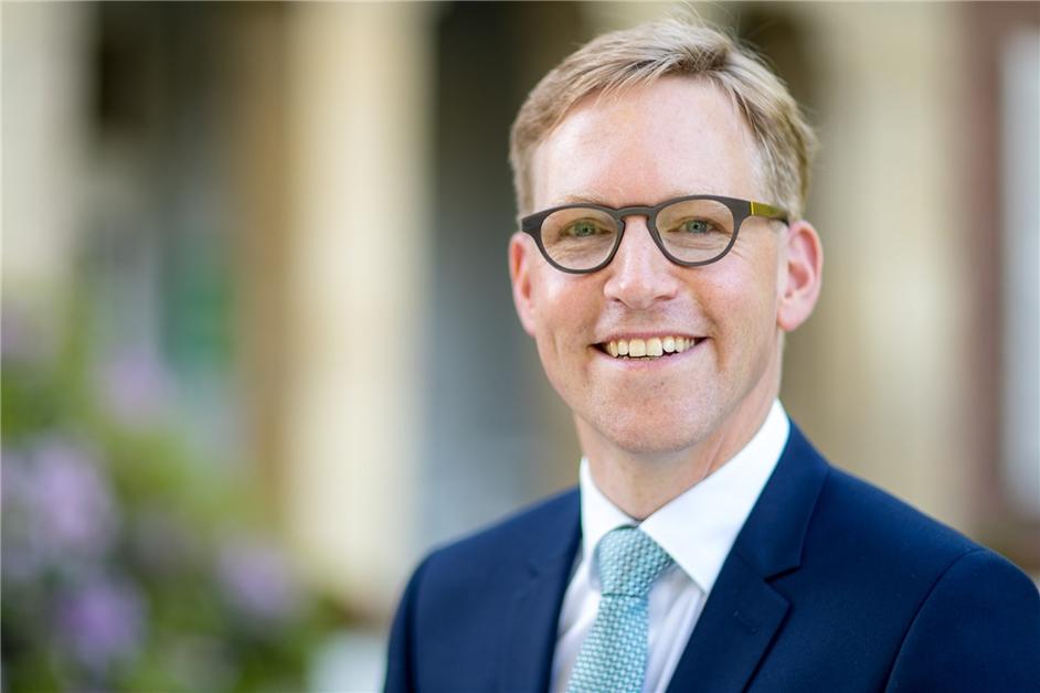 Der Bundestagsabgeordnete Marc Henrichmann (CDU) - ein Jäger aus Leidenschaft - Ruhr Nachrichten