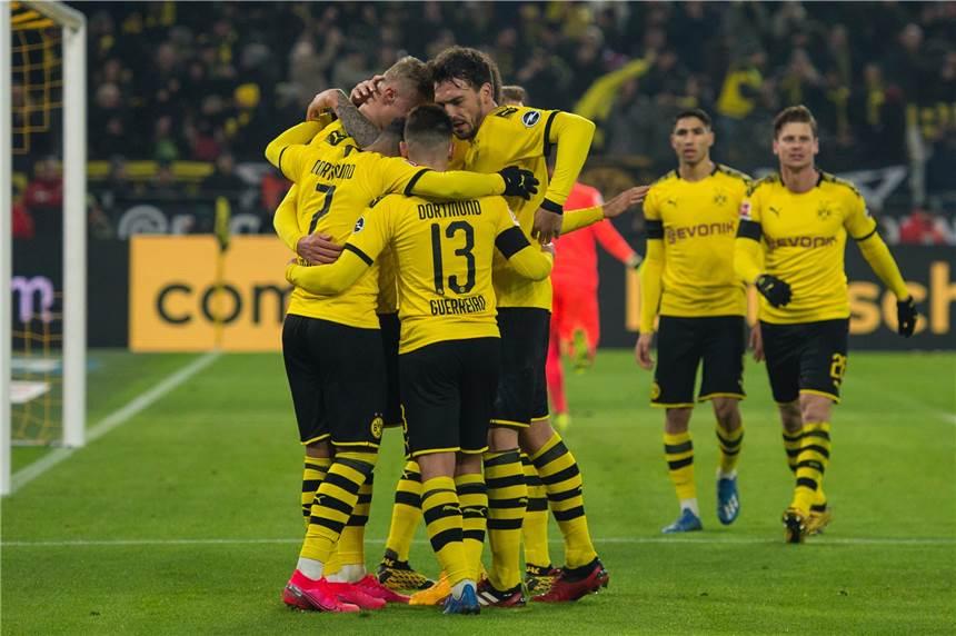 Bvb Pirscht Sich An Leipzig Heran Ansetzungen Konnen Dortmund In Die Karten Spielen
