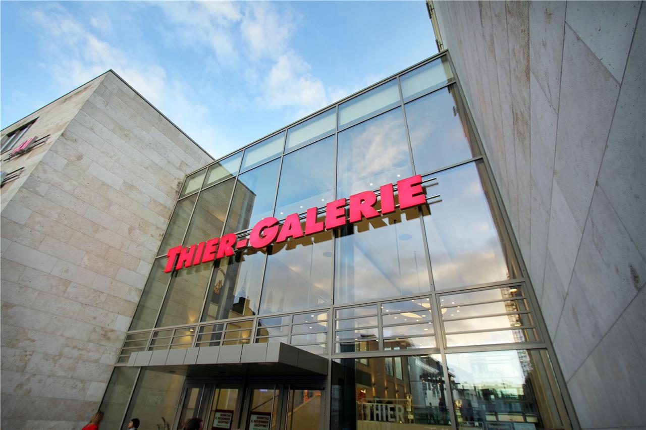 Thier Galerie: Die Mäuse sind noch da wieder Geschäfte