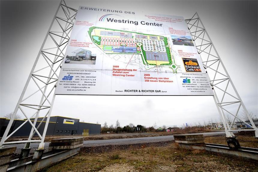 Westring Info Steht