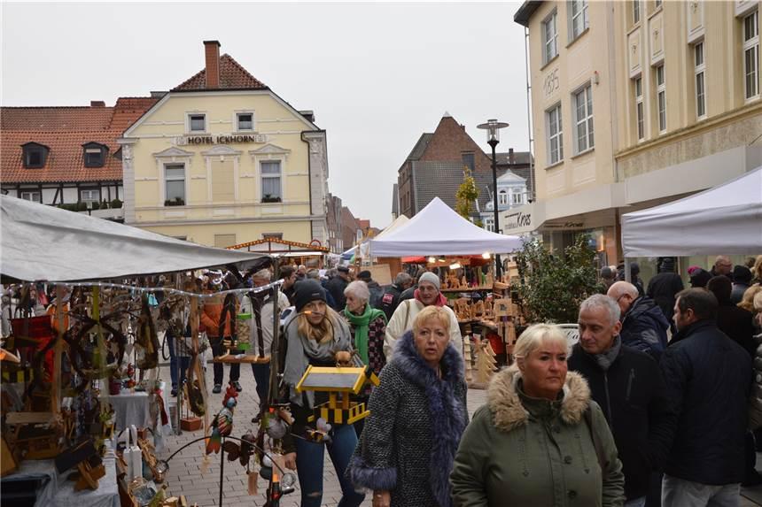 Werner Geschäfte sollen zum Martinsmarkt und an Weihnachten sonntags ...