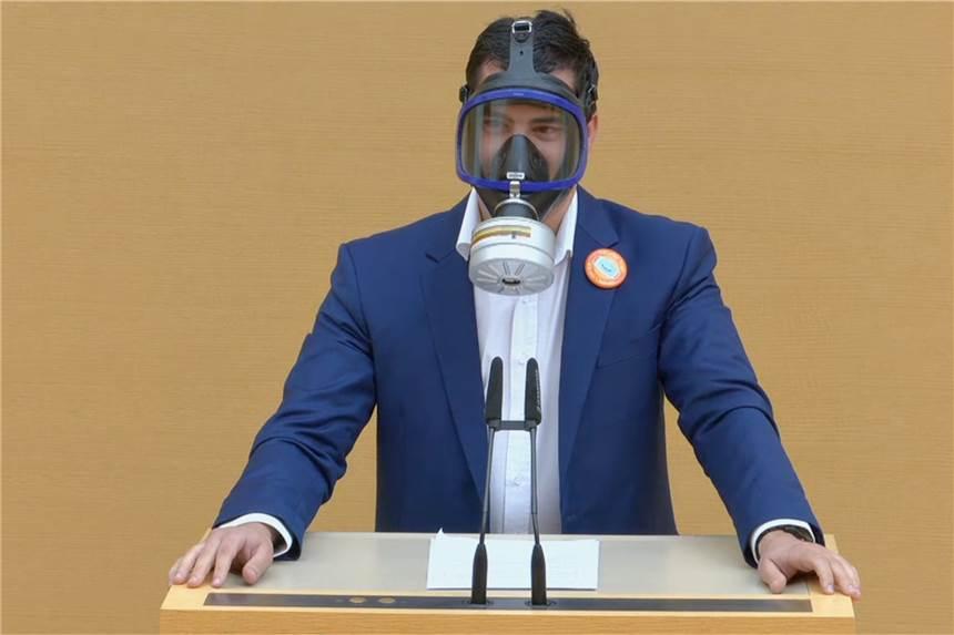 Afd Maske