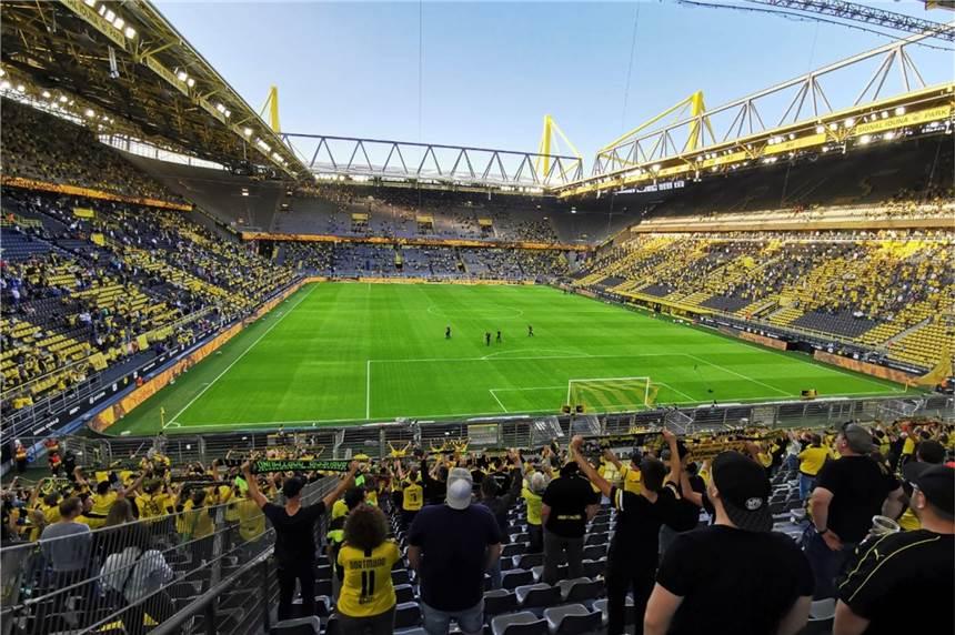 Erstes BVB-Spiel mit Publikum seit Februar: Wir berichten live aus Dortmund