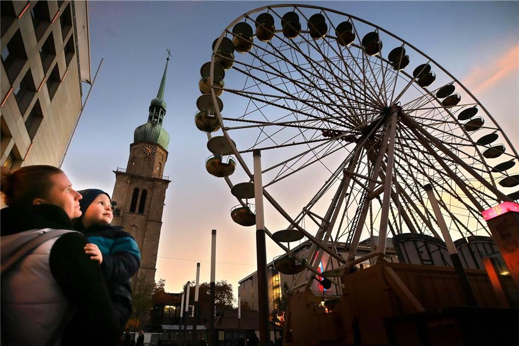Dortmund Weihnachtsmarkt.Dortmunder Weihnachtsmarkt Die Wichtigsten Fragen Und