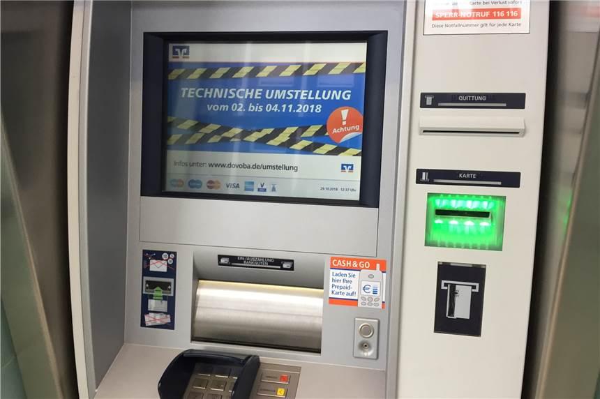 Volksbank Geld Abheben Limit