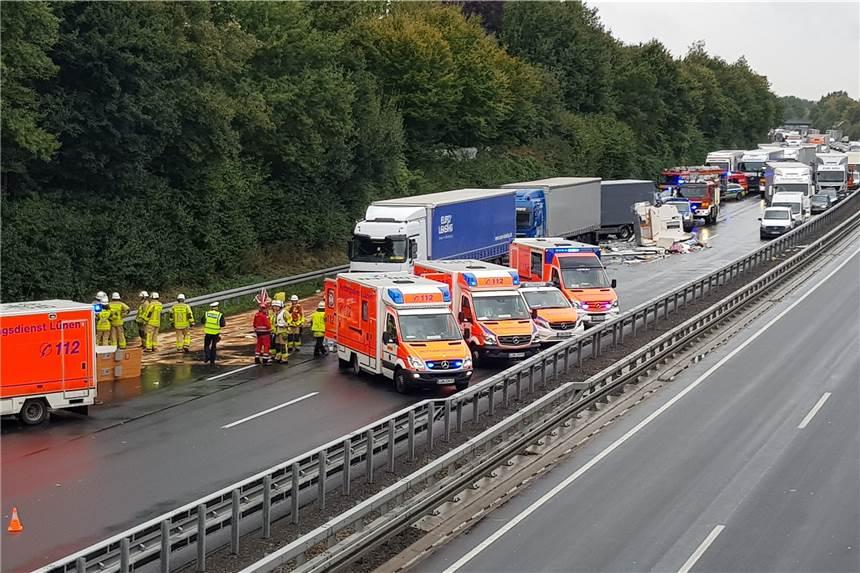 Unfall Brennerautobahn Heute