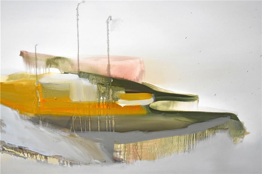 Sechs Künstler Zeigen Möglichkeiten Von Malerei