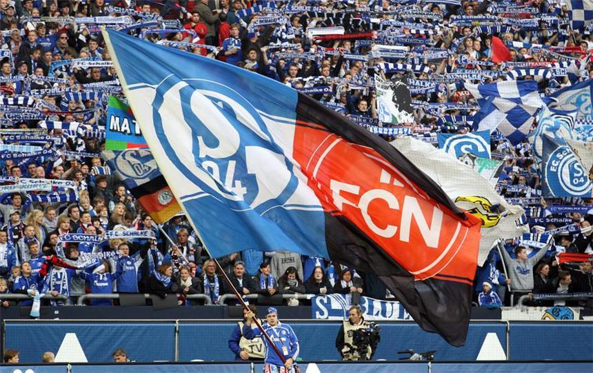 Fanfreundschaft Schalke
