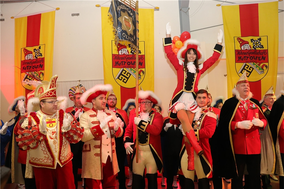 """Karneval in Olfen: Neuer Prinz des KG Kitt verspricht """"beste Session aller Zeiten"""" - Ruhr Nachrichten"""