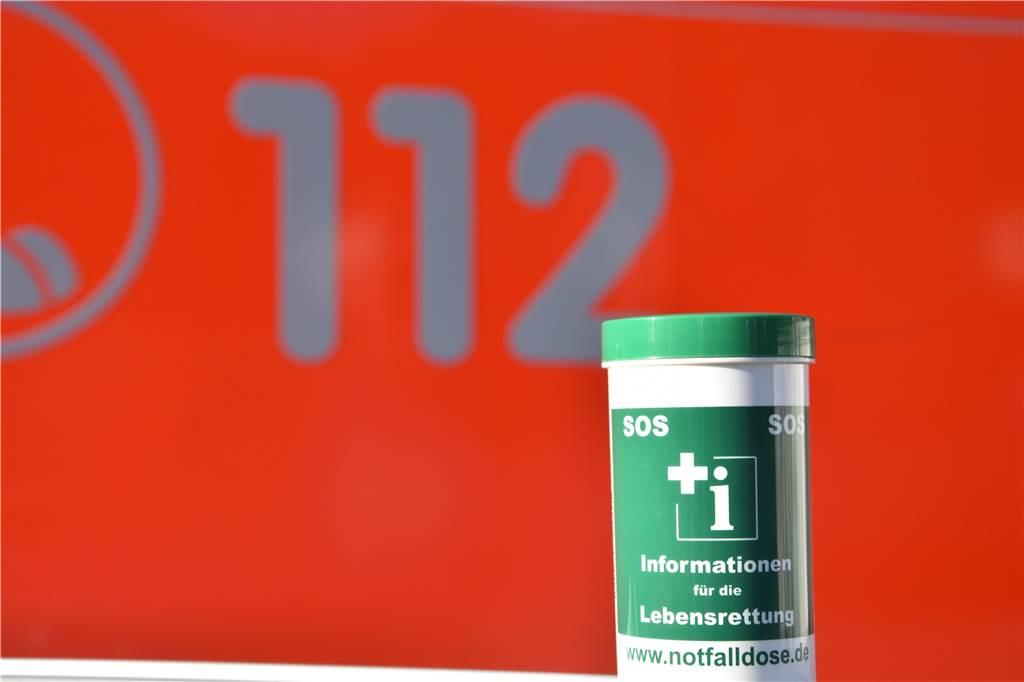 Kühlschrank Dose : Die notfalldose im kühlschrank soll leben retten