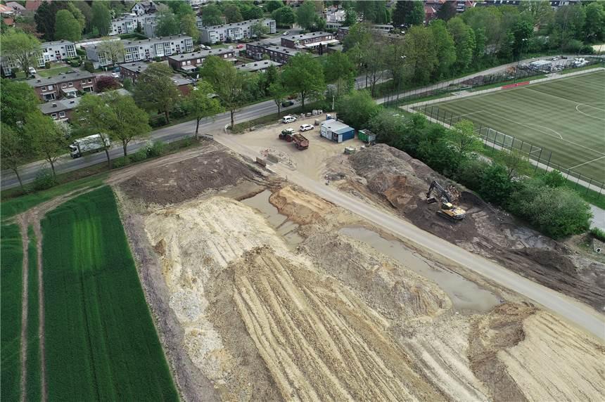 Steingärten Im Auenpark Verboten Zukünftige Wohngebiete Müssen
