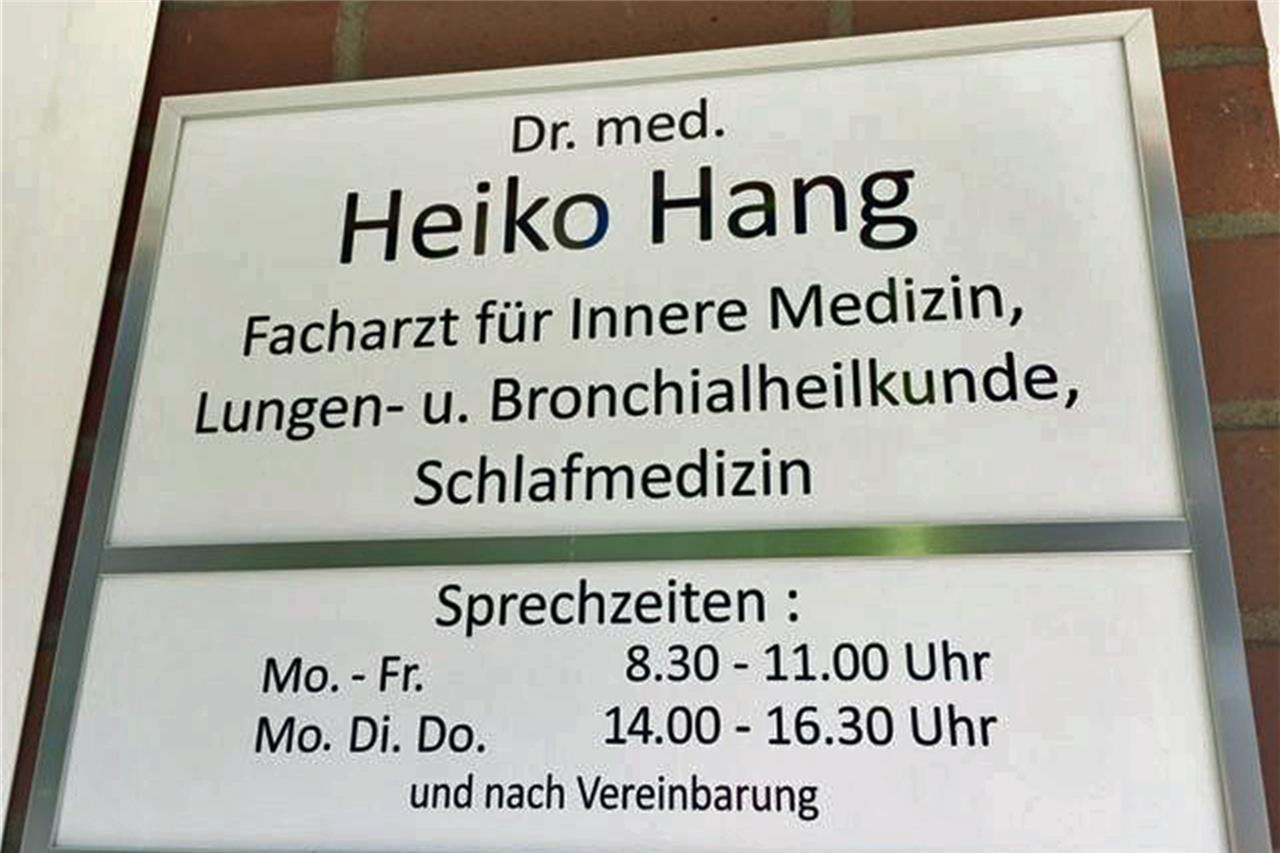 Lungenarzt gelsenkirchen