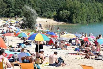 Strand haltern fkk Silbersee 2