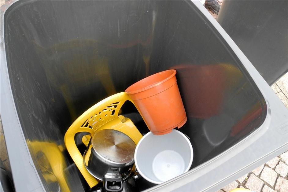 Müllgebühren in Nordkirchen steigen 2020 - Wertstofftonne vorgeschlagen | Nordkirchen - Ruhr Nachrichten
