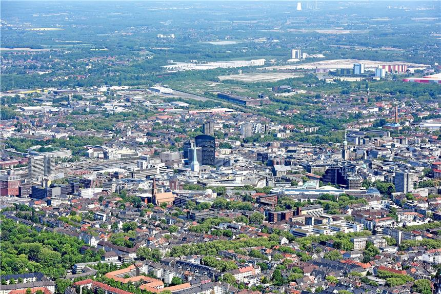 In Dortmund lässt es sich (angeblich) schlecht leben