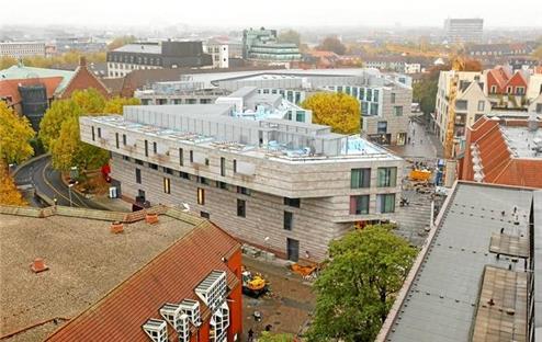 Einkaufszentrum Münster