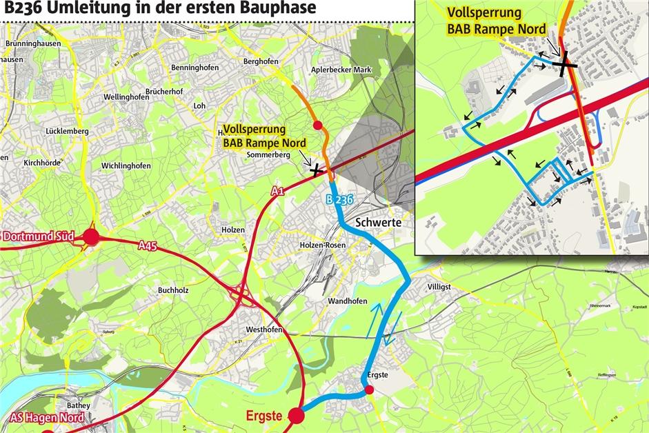 A1 Richtung Köln