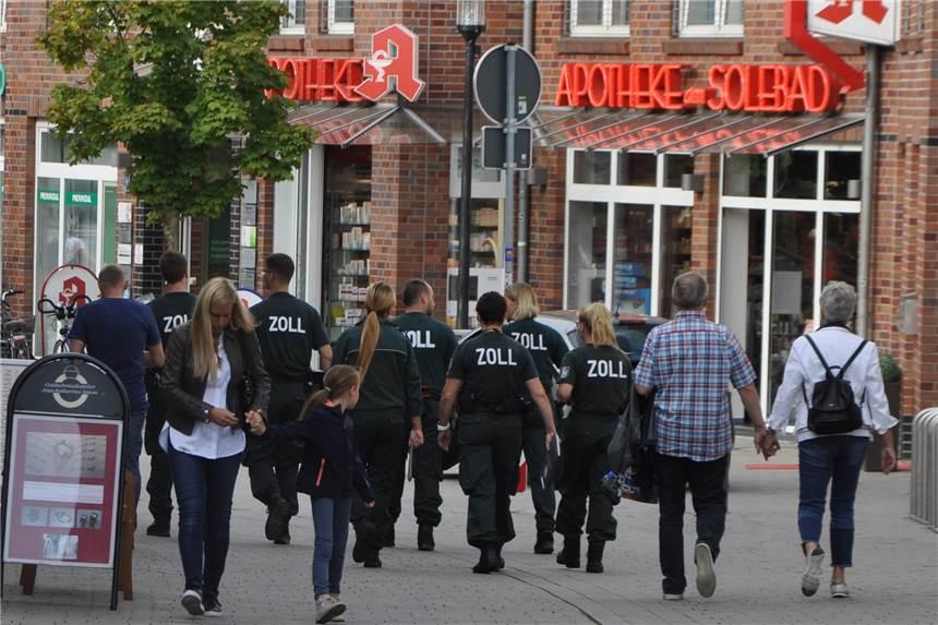 new list info for price reduced Zoll kontrolliert Werner Geschäfte auf Mindestlohn-Betrug