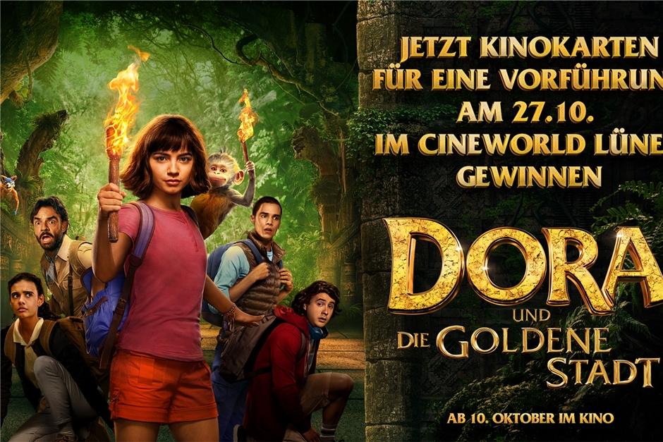 Dora Und Die Goldene Stadt Fsk