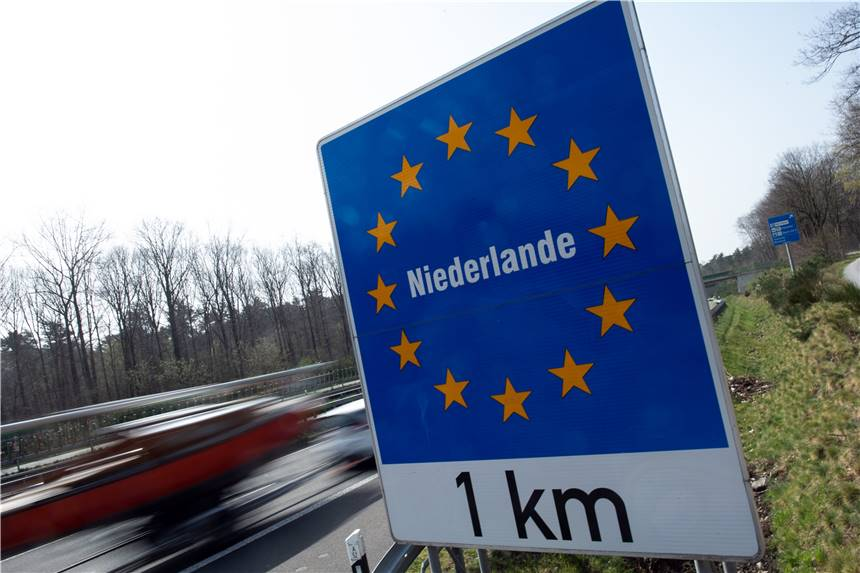 Corona Niederlande: Hochinzidenzgebiet nach Ostern - NRW-Pendler & Einreis betroffen