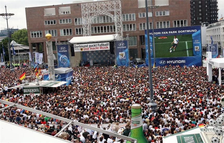 Dortmund Public Viewing