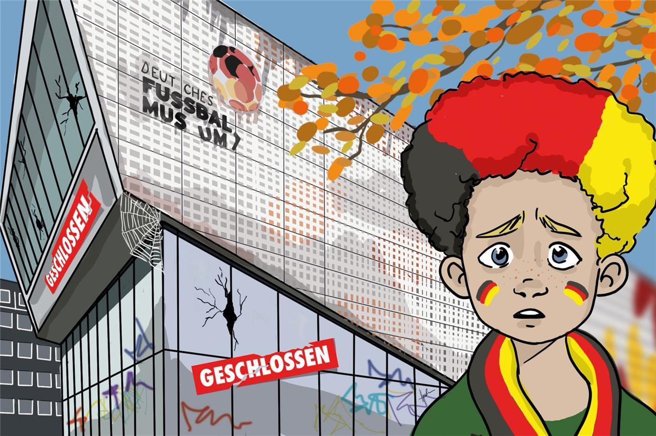 Trotz Drohenden Defizits Das Fussballmuseum Ist Gut Fur