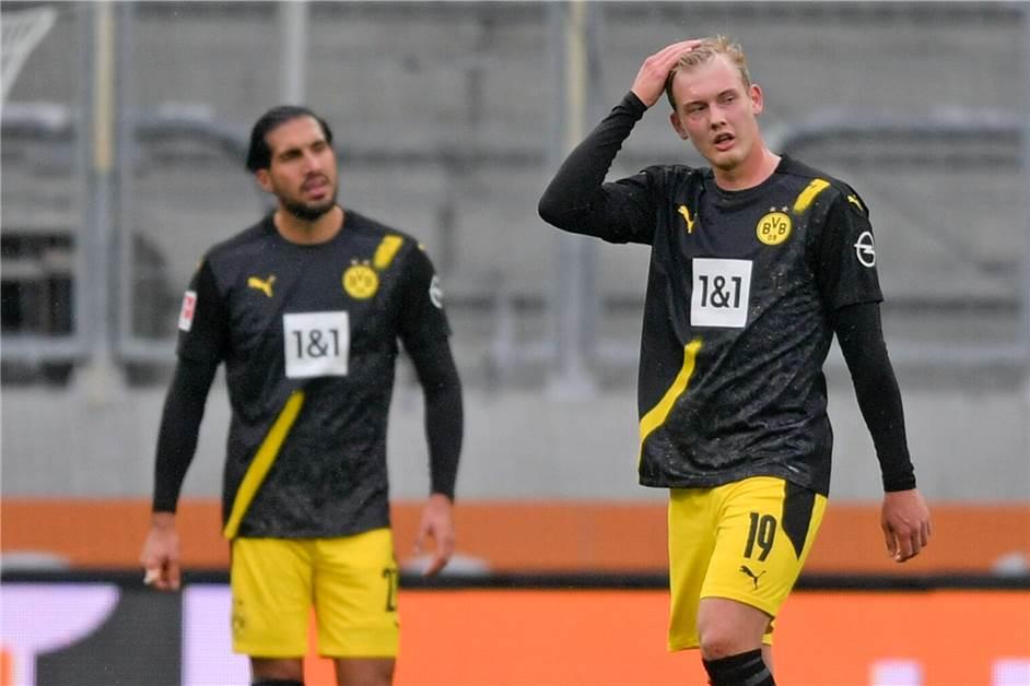 Augsburg läuft dem BVB den Rang ab