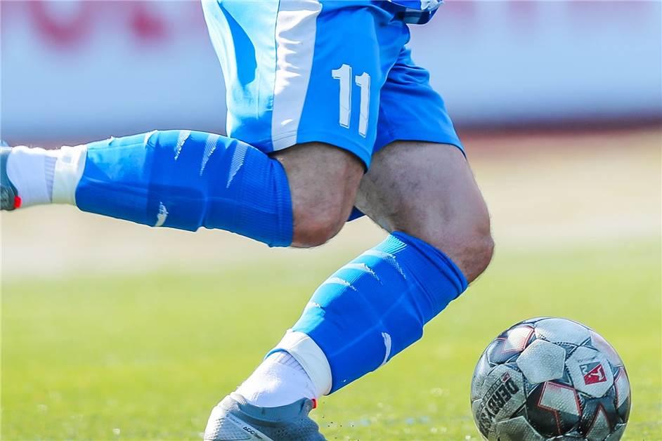 ein Westfalenliga-Kicker fühlt sich trotzdem wohl