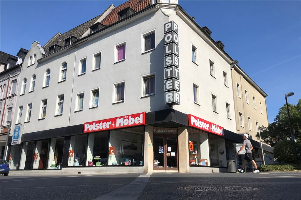 Castrop-Rauxeler Einkaufsstraße verliert ihren größten Laden ...