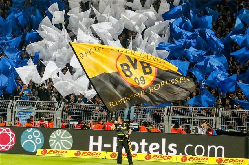 BVB hakt nach Derby-Desaster Meistertitel ab: