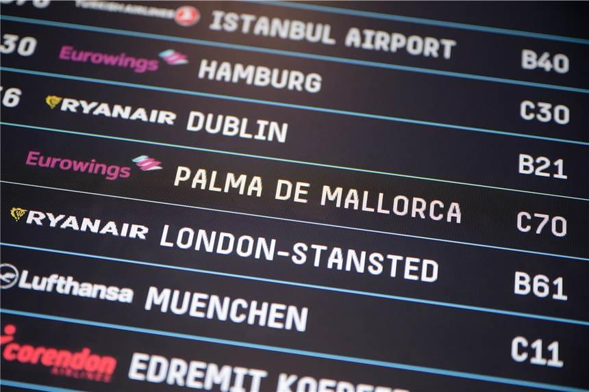 Mallorca Flüge