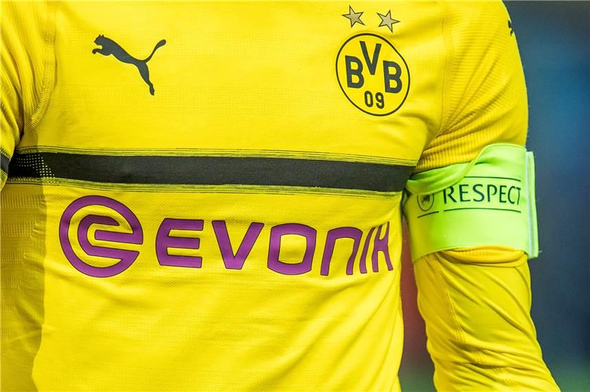 Evonik reduziert Beteiligung an Borussia Dortmund