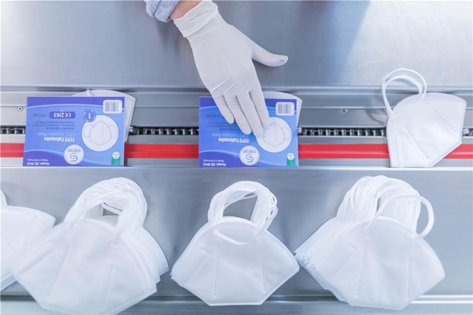 """EU-Gesundheitsbehörde: Mehrwert von FFP2-Masken im Alltag """"sehr gering"""""""
