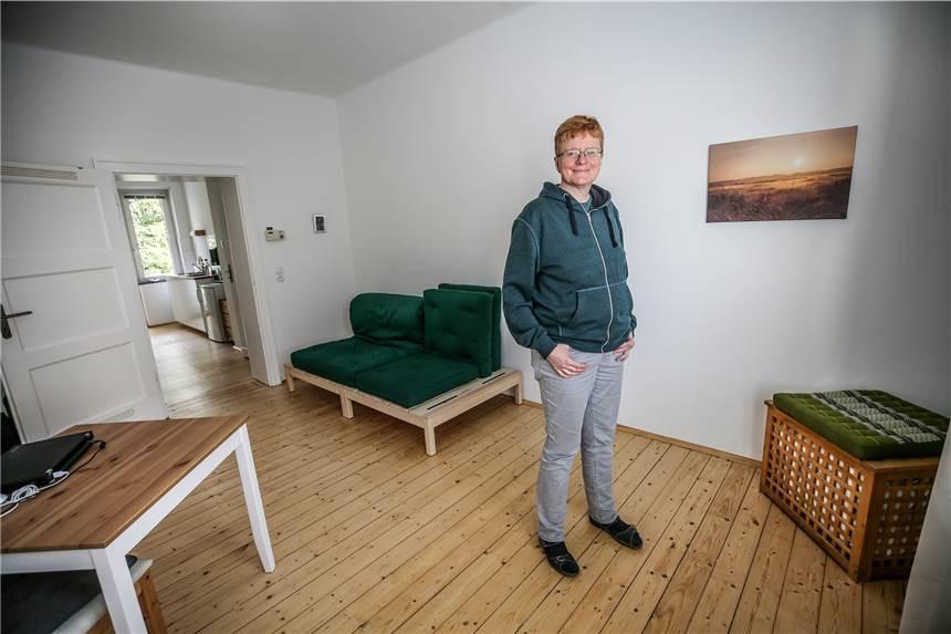 Sehr Die Dortmunderin Gabi Raeggel (57) lebt minimalistisch ZB39
