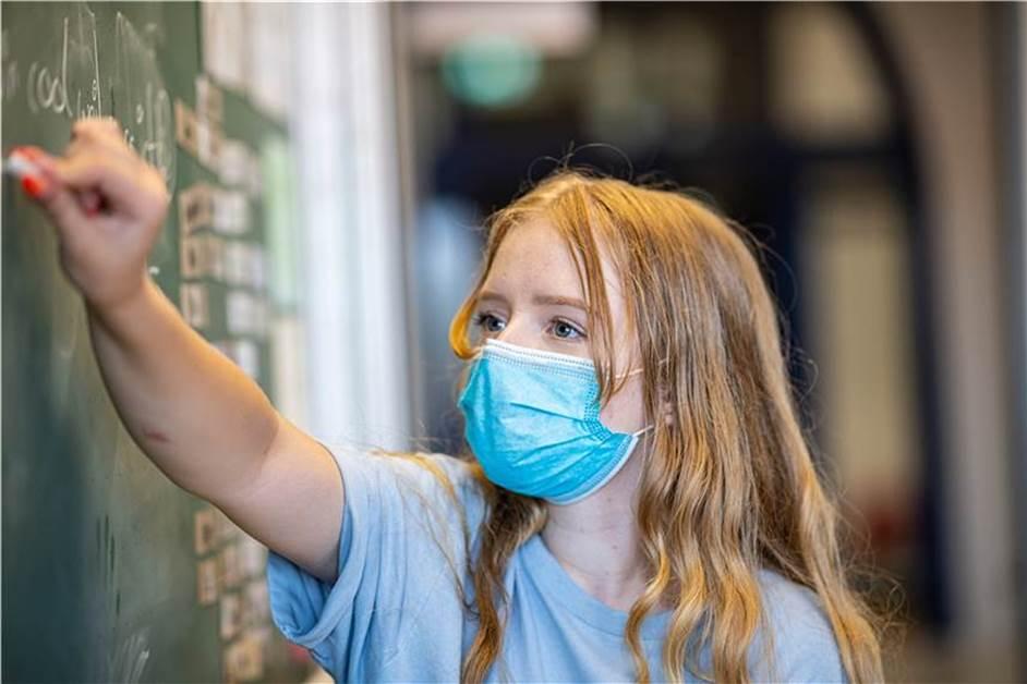 Dortmunder Süden: Schüler, lange Staus  Masken-Kontrolle