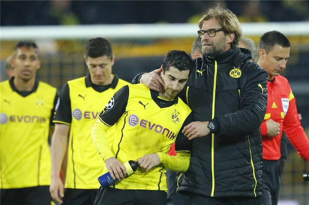 Borussia Dortmund muss sich fürs Wunder selbst kopieren- Klopps Reds haben es vorgemacht