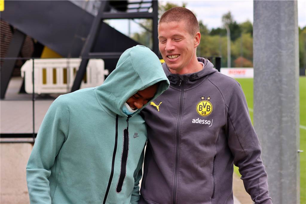 BVB abilities: Collins for the return
