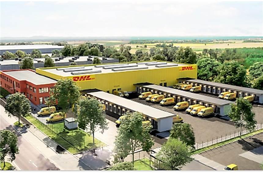 Dhl Express Dortmund