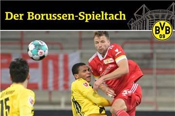 BVB gegen Union Berlin: Personal, Form, Ausgangslage - alle Infos zum Spiel