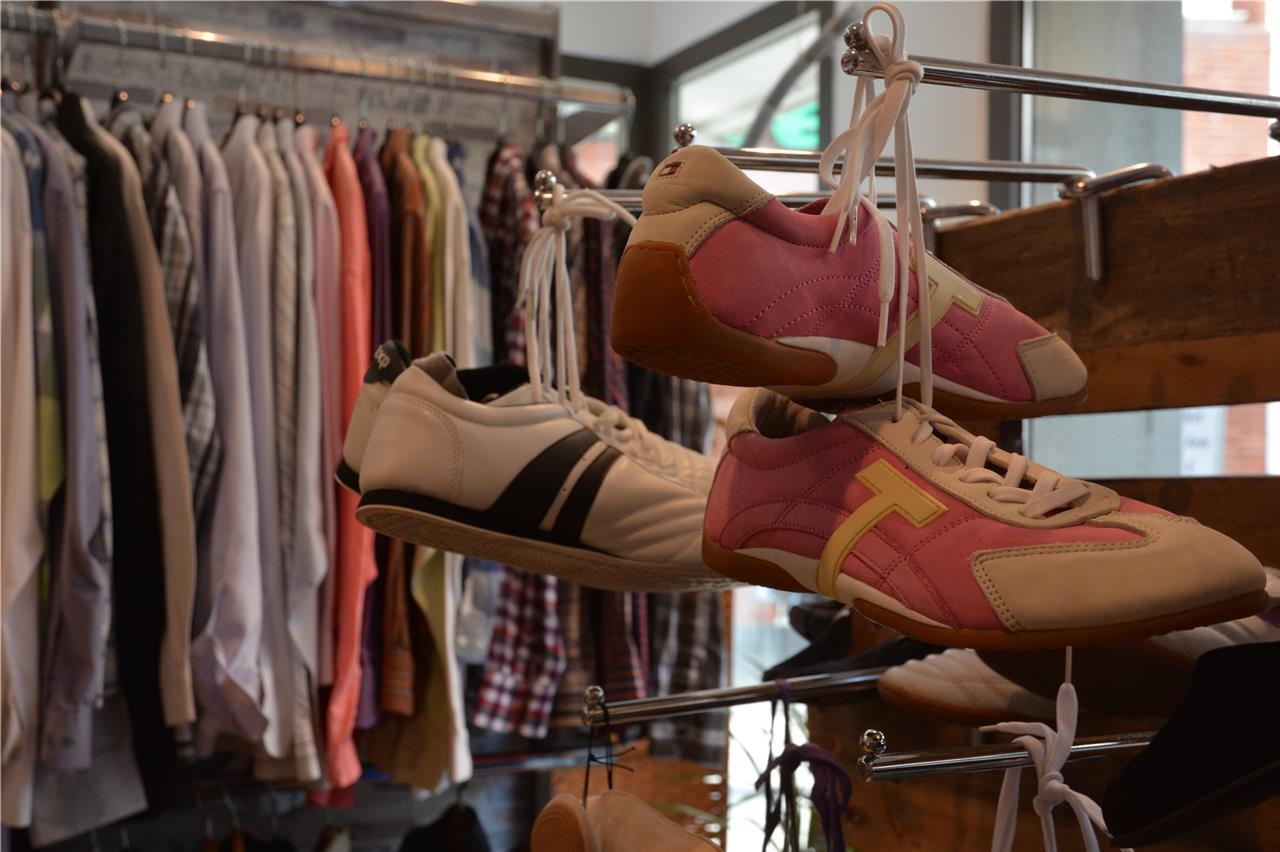 Billig Kleidung Landet öfter Sogar Mit Preisschild In