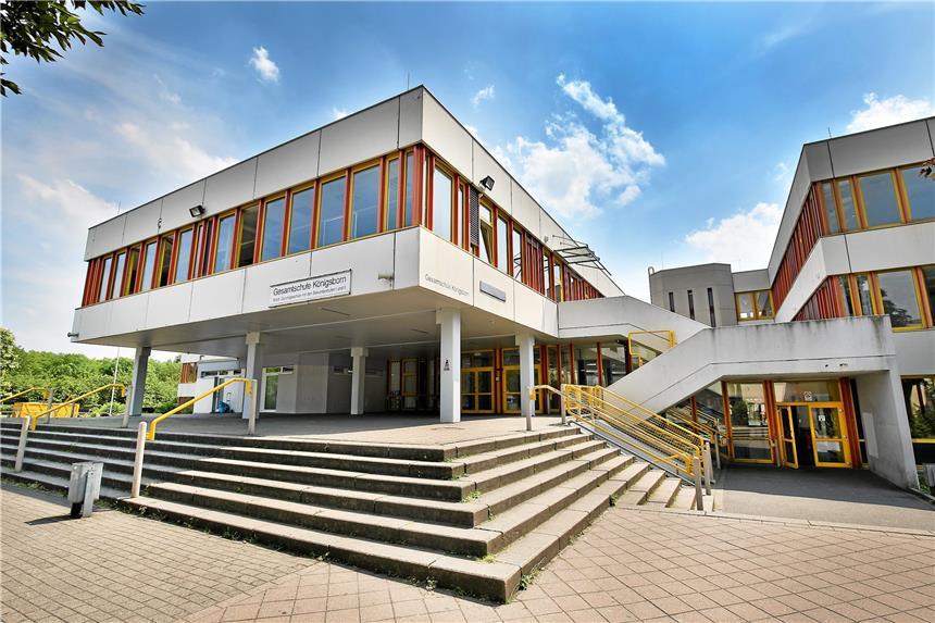 Neue Möbel Für Vier Schulen In Unna