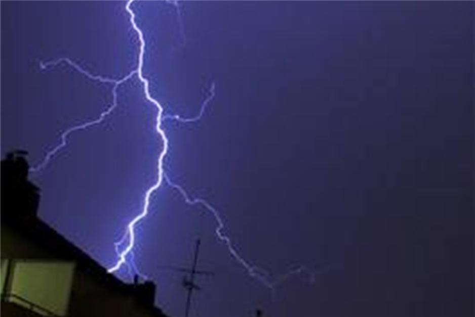 Unwetterwarnung Dortmund