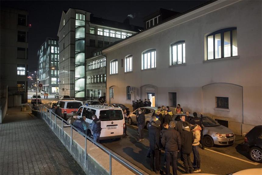 Zürich Moschee Anschlag